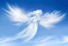 نامه نوشتن به فرشتگان